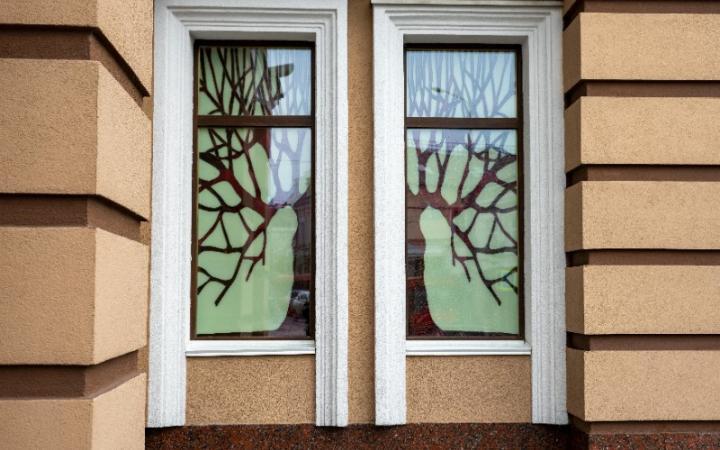 Création et pose de verre décoratif